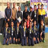 Winners...... Girls Kho-Kho Team.....