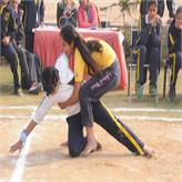 CRPS Girls playing kabaddi.....